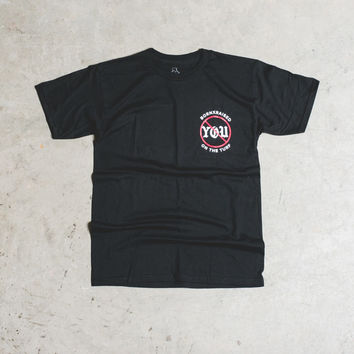Born x Raised YOU Tee - 'Black'