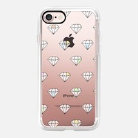 Diamonds In The Sky iPhone 7 Case by Allison Reich | Casetify