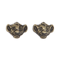 Disney The Lion King Simba Stud Earrings | Hot Topic