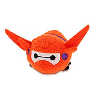 "Disney Big Hero 6 Tsum Tsum Baymax 3 3/4"" Plush [Orange]"