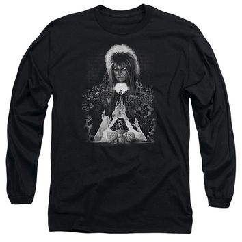 Labyrinth - Castle Long Sleeve Adult 18/1