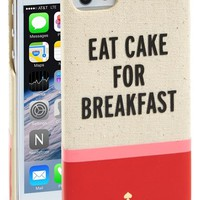 kate spade new york 'cake for breakfast' cutout iPhone 5 & 5s case - Red
