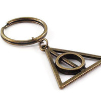 Harry Potter Inspired Key Chain