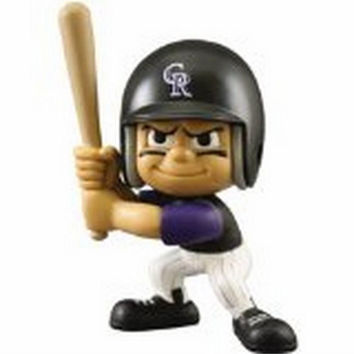 MLB Colorado Rockies The Party Animal Lil Team Batter