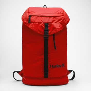 Hurley Packer Backpack (Red)