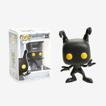 Funko Disney Kingdom Hearts Pop! Shadow Heartless Vinyl Figure