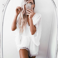 Last Call Romper by Reverse