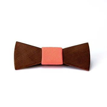 Wooden bow ties wood bowtie dandy style wooden accessories
