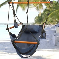 Camping Hanging Hammock Reclining Chair