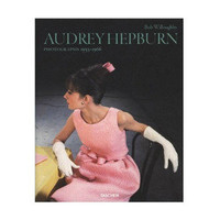 Audrey Hepburn: Photographs 1953-1966