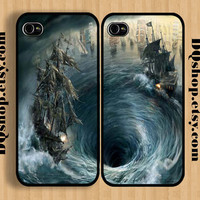 iPhone 5 Case Pirates of the Caribbean - iPhone 4