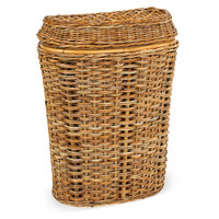 """French Country Hamper, 32"""", Laundry Hampers"""