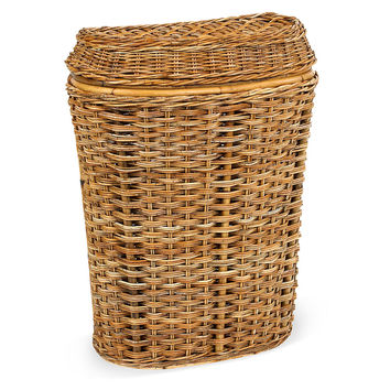 "French Country Hamper, 32"", Laundry Hampers"