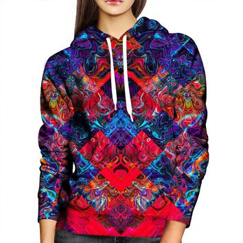 Unexplained Womens Hoodie