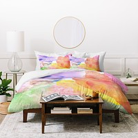 Hello Sayang Come Fly Away Duvet Cover