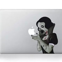 Cool!!! Zombie for macbook decal Macbook sticker partial cover for Macbook Pro 13 Retina decal Skin for Macbook Air 13 Sticker