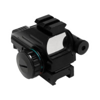 XTS Holographic Dot Sight and Red Laser Combo
