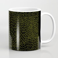 Chainmail Armor Mug by Josep Mestres