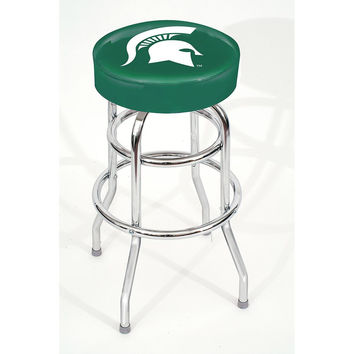 Michigan State Spartans NCAA Bar Stool