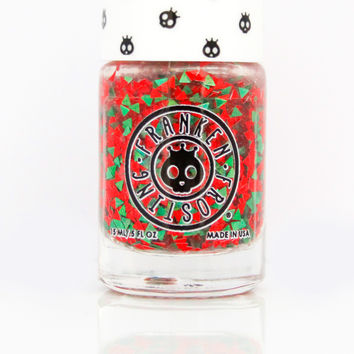 Watermelon Belly Nail Polish