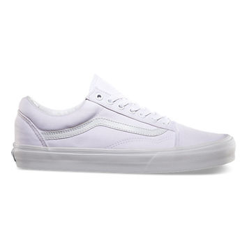 Canvas Old Skool | Shop Classic Shoes at Vans