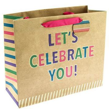 Celebrate You Medium Gift Bag