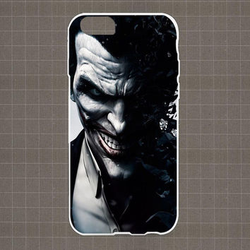 Joker Batman Arkham Origins iPhone 4/4S, 5/5S, 5C Series Hard Plastic Case