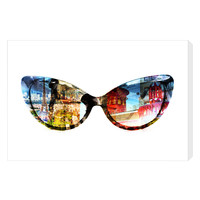 Grand Image Its Always Sunny in Paris by THEStudio (Canvas)