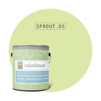Paint by Colorhouse SPROUT .05