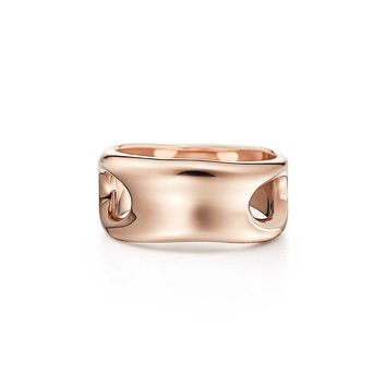 Tiffany & Co. - Elsa Peretti®:Open Side Ring