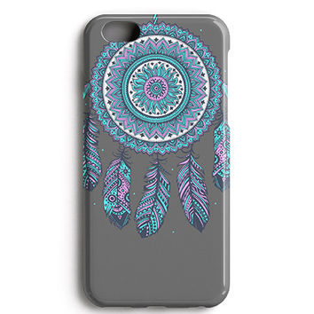 Dream Catcher Grey Spiritual Phone Case