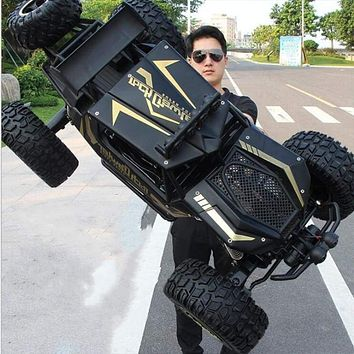 1:8 50cm ultra-large RC car 4x4 4WD 2.4G high speed Bigfoot RC Buggy truck