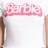 Lettuce-Edge Barbie Tee