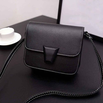 casual women shoulder bags famous designer handbag Solid Composite Bolso women Messenger Bag CF