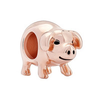 Chamilia Piggy Bank Rose Gold