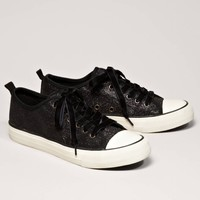 AEO Sparkle Sneaker | American Eagle Outfitters