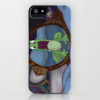 Surprised iPhone & iPod Case by Valentina M.