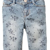 Printed Boyfriend Jeans for Baby