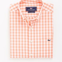 Smith's Bay Gingham Tucker Shirt