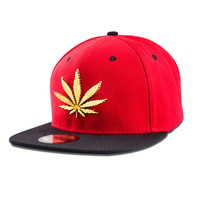 Hip-hop Stylish Fashion Cotton Leaf Camouflage Hats [6540876995]