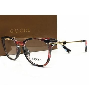 Perfect Gucci Woman Fashion Summer Sun Shades Eyeglasses Glasses Sunglasses