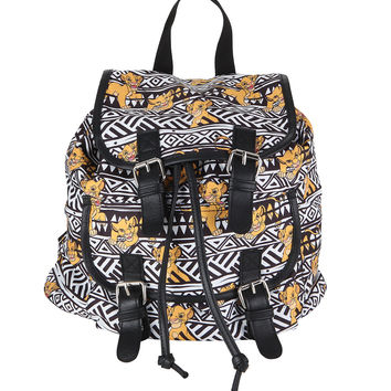 The Lion King Simba Medium Slouch Backpack