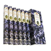 1 X Precious Lavender - 120 Sticks Box - HEM Incense