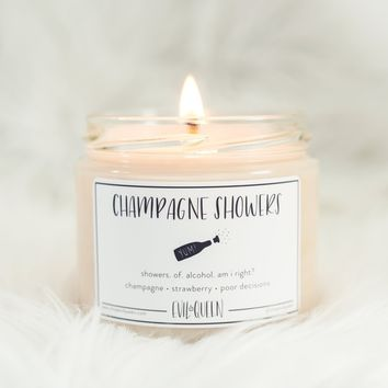 Soy Candle - Champagne Showers