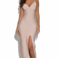 Marilyn Maxi Bandage Dress