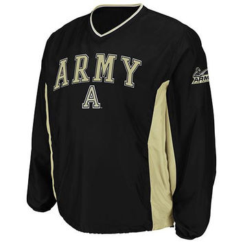Army Black Knights Slider Coaches Jacket - Black