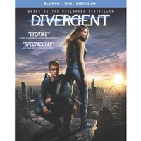 Divergent (2 Discs) (Includes Digital Copy) (UltraViolet) (Blu-ray/DVD) (W) (Widescreen)