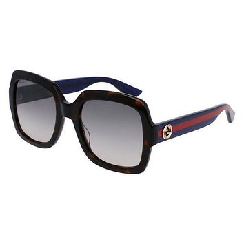 GPAV0 Authentic Gucci Womens Sunglasses GG0036S