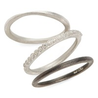 Armenta Set of Three Stacking Rings | Nordstrom