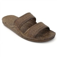 Pali Hawaii Unisex PH 405 Brown Slide Sandal - ShopTheDocks.com